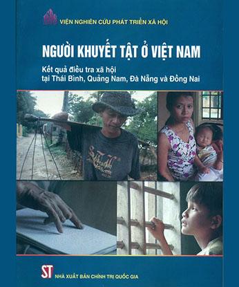 Người khuyết tật ở Việt Nam