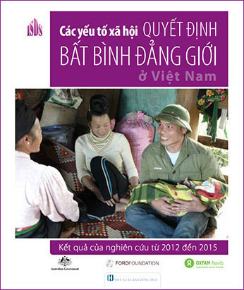Các yếu tố xã hội quyết định bất bình đẳng giới ở Việt Nam