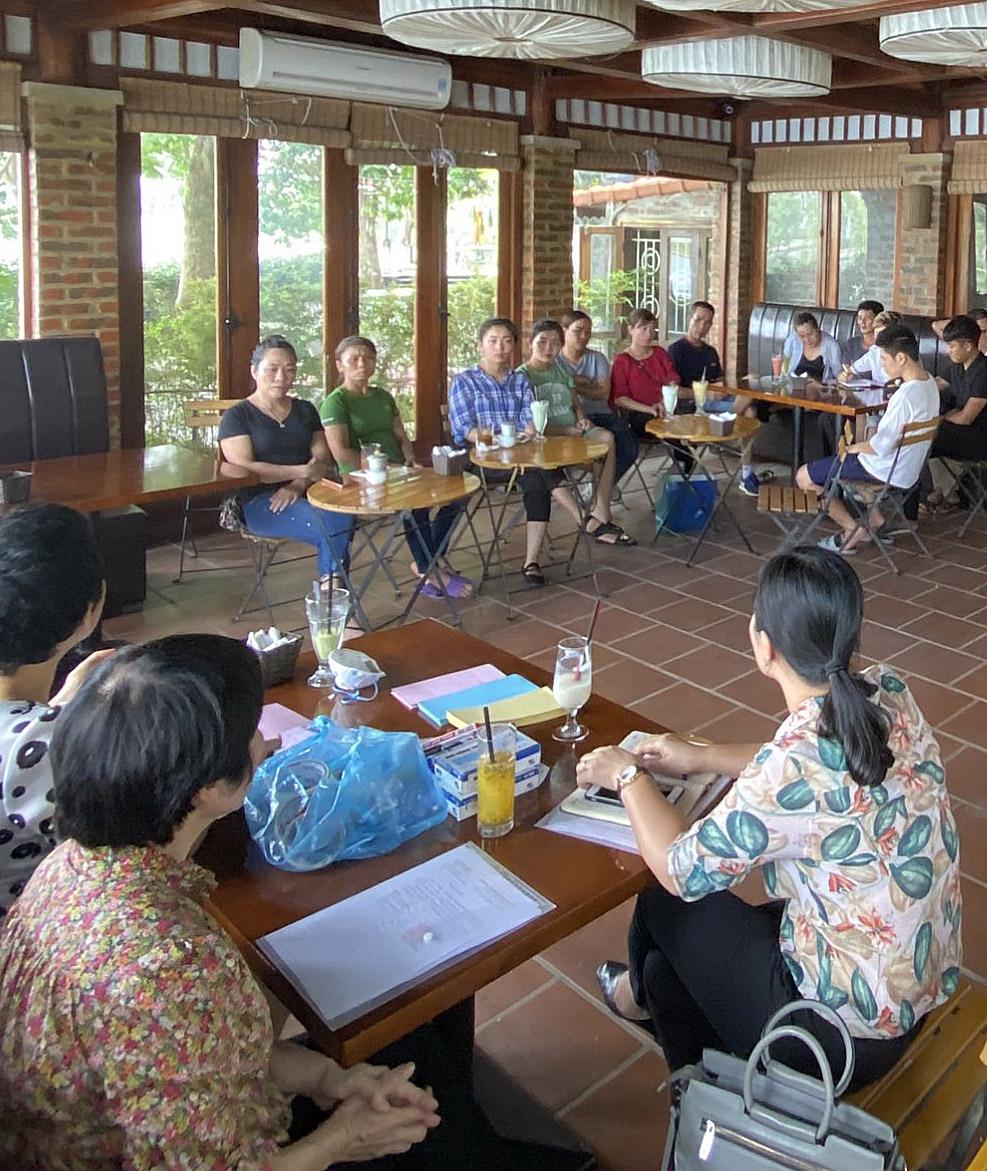 Dự án Tăng cường năng lực sẵn sàng ứng phó với đại dịch tại tuyến cơ sở tại Việt Nam